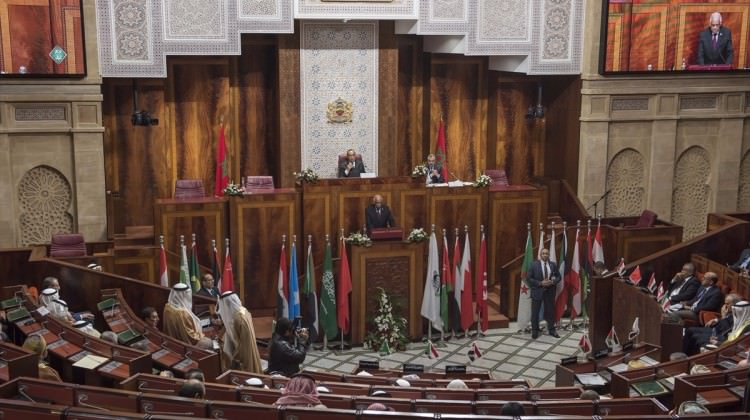 Arap Parlamento Birliği Fas'ta Toplandı