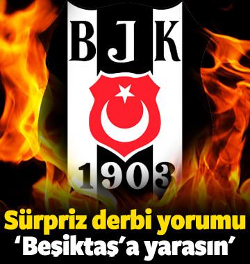 Beşiktaş'tan derbi yorumu! 'Maçın sonucu...'