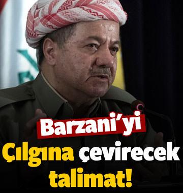 İbadi'den Barzani'yi çıldırtacak talimat
