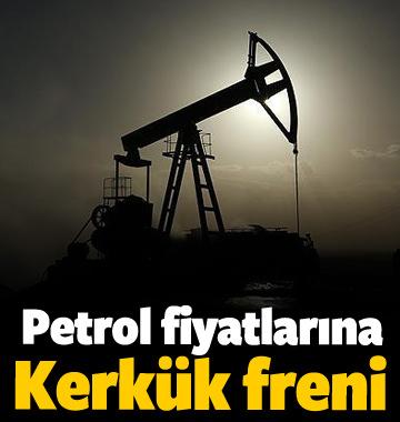 Petrole Kerkük freni
