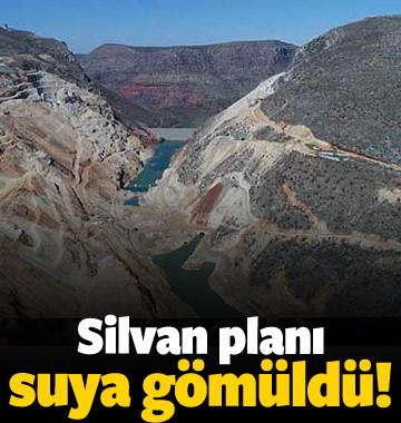 PKK'lı hainlerin Silvan planı suya gömüldü