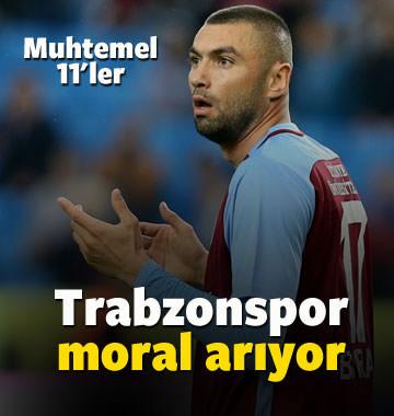Trabzonspor kritik deplasmanda!
