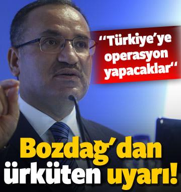 Ürküten uyarı: Türkiye'ye operasyon yapacaklar!