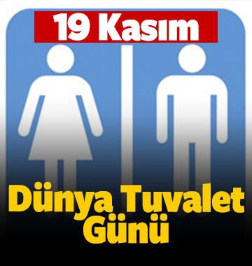 Dünyada 2,3 milyar kişi tuvaletsiz yaşıyor