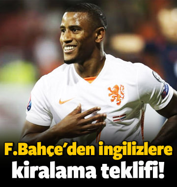 F.Bahçe'den İngiliz ekibine kiralama teklifi!