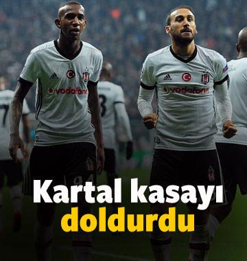 Beşiktaş kasayı doldurdu! 100 milyon TL