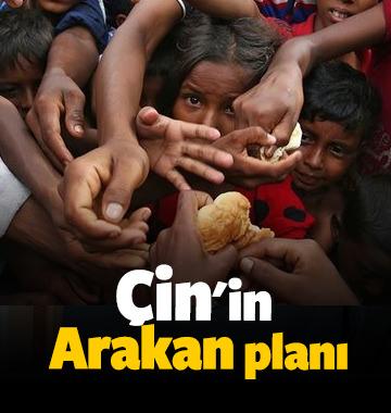 Çin Rohingyalar'ı kovup sanayi bölgesi kuracak