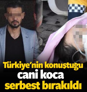 Türkiye o kocayı konuşmuştu! Serbest kaldı