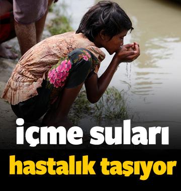 UNICEF'ten Arakanlı sığınmacılar uyarısı