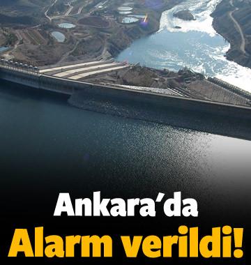 Ankara'da alarm verildi!