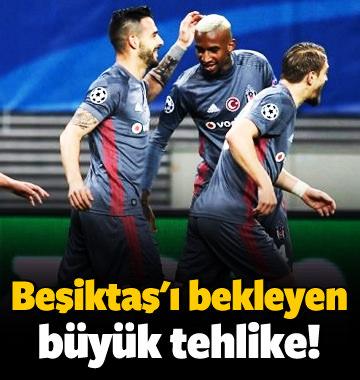 Beşiktaş'ı bekleyen zorlu fikstür!