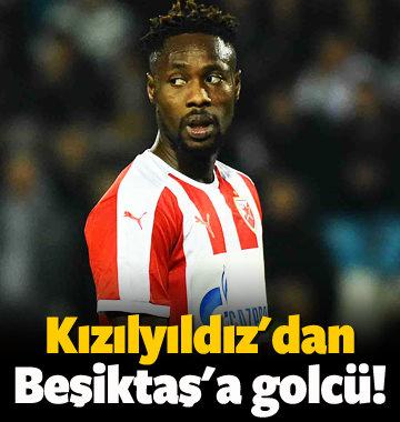 Gana basını yazdı! Kızılyıldız'dan Beşiktaş'a