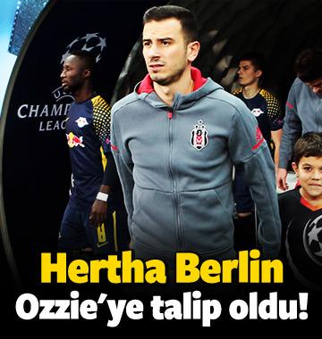 Hertha Berlin, Oğuzhan Özyakup'a talip!