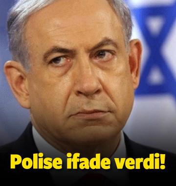 Netanyahu polise 7'inci kez ifade verdi