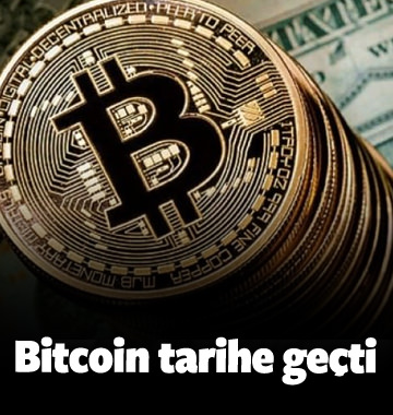Tarihin en büyük yatırım balonu Bitcoin oldu