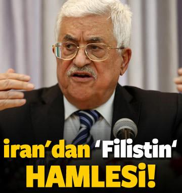 İran'dan 'Filistin' hamlesi!