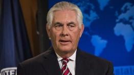 Tillerson'dan terör örgütüne tebrik