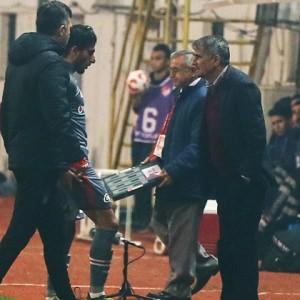 Beşiktaş'ta sakatlık şoku! Devam edemedi